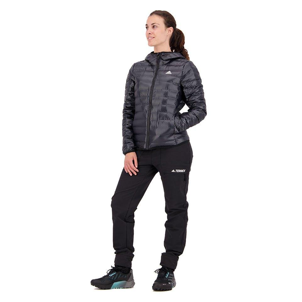 b6ed325fb adidas Women's Varilite Hooded Down Jacket 12 for sale online | eBay
