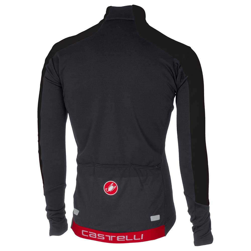 4 Maglie Trasparente Black Light Castelli Ciclismo 5v7FxqwI