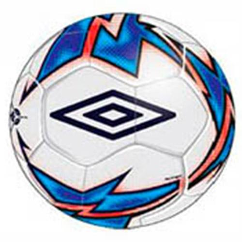 Umbro Ballon Football Neo Trainer 3 White / Dark Navy / Electric Blue / Red