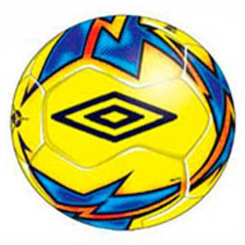 Umbro Ballon Football Neo Trainer 5 Yellow / Dark Navy / Electric Blue / Red