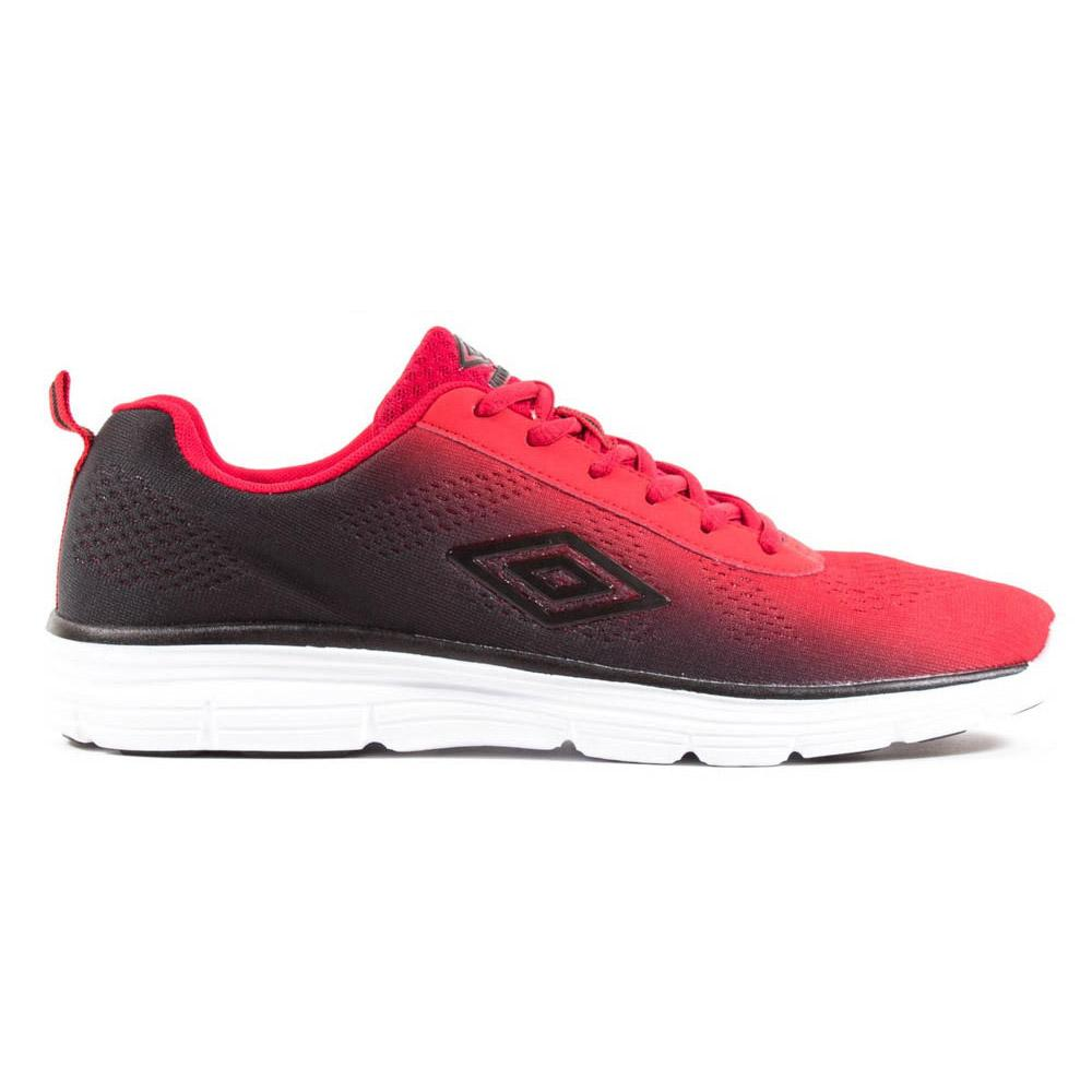 Umbro Tariff EU 44 Vermillion / Black