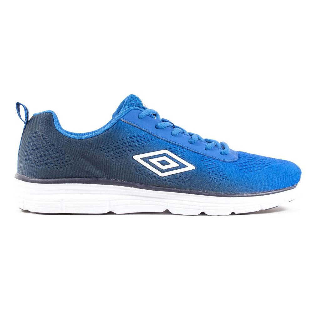 Umbro Tariff EU 44 Dark Navy / White / Tw Royal