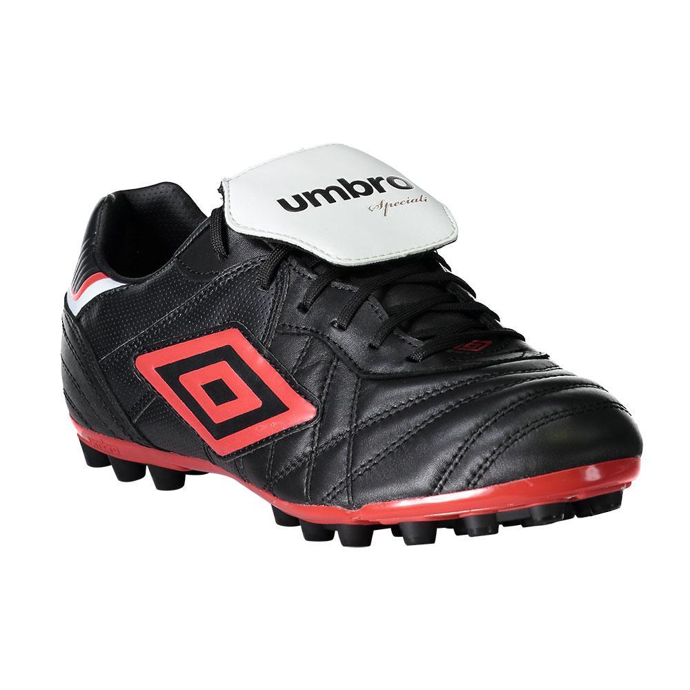 Umbro Chaussures Football Speciali Eternal Team Ag EU 40 1/2 Black / Vermillion / White