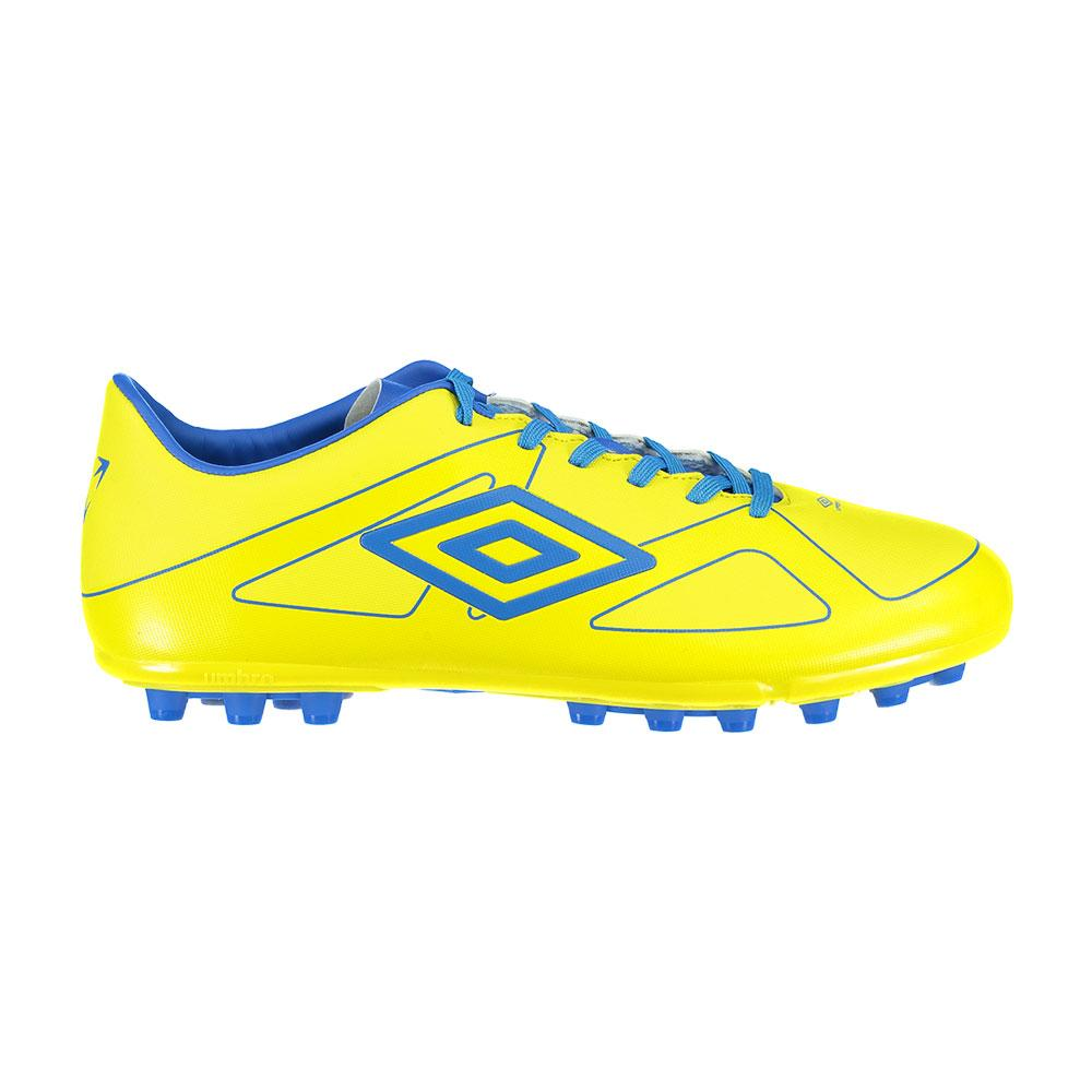 Umbro Chaussures Football Velocita Iii Club Ag EU 44 Blazing Yellow / Electric Blue