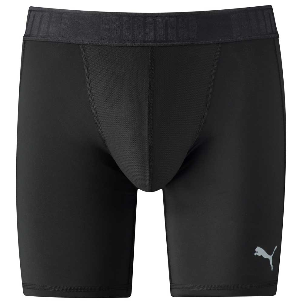Puma Active Long Boxer Packed S Black