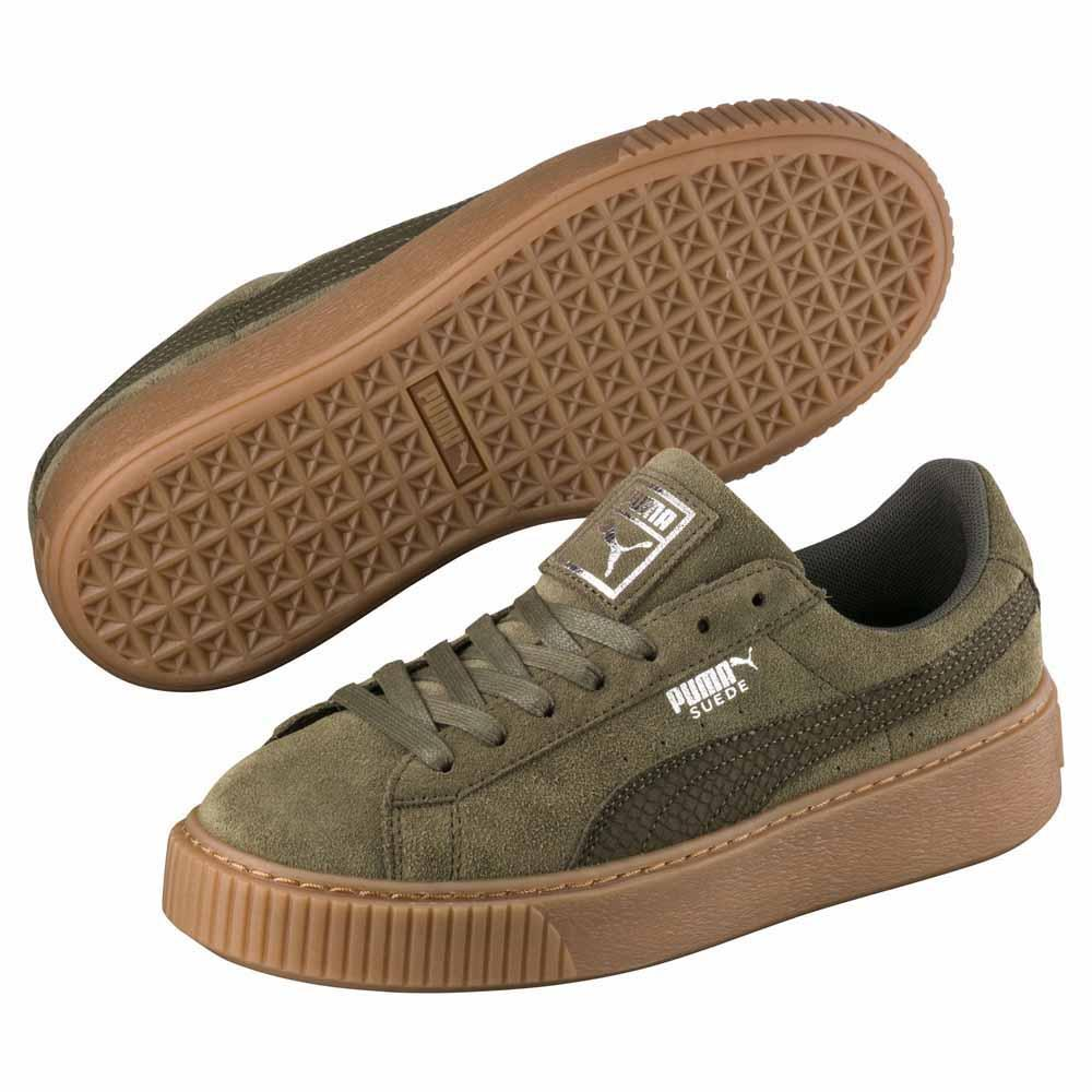 Puma Select Suede Platform Animal EU 40