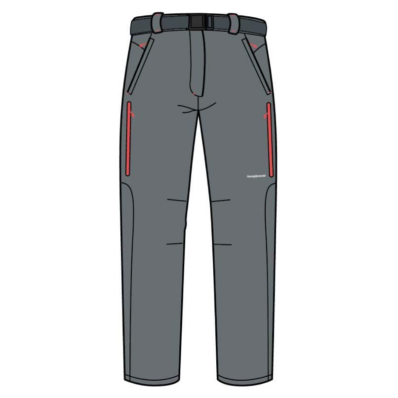 Trangoworld Myan Pants Regular Woman XL Sedona Sage