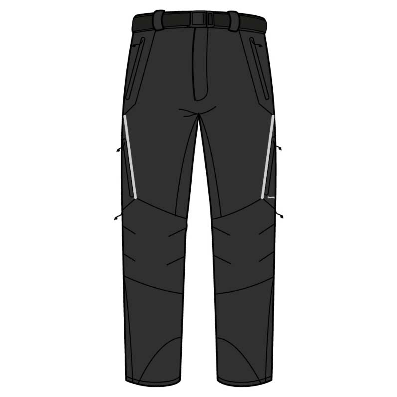 Trangoworld Prote Extreme Ds Regular Pants XXL Black