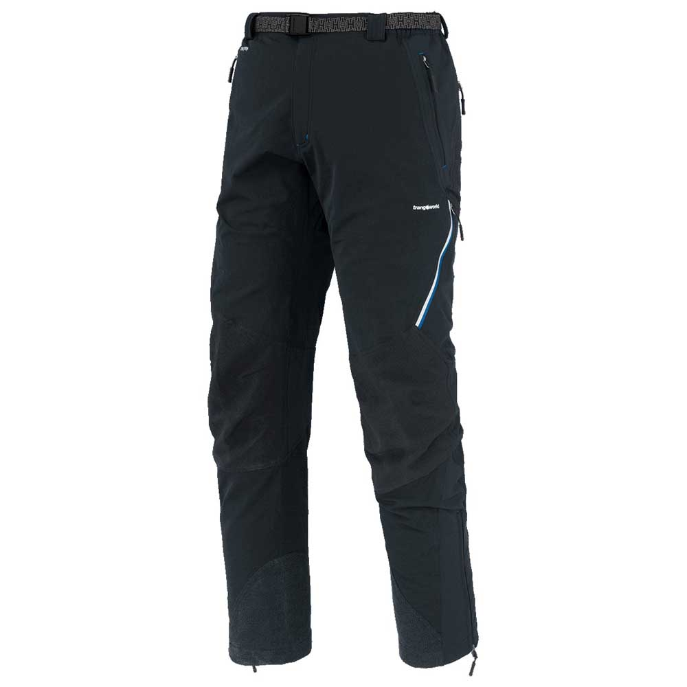 Trangoworld Prote Extreme Ds Regular Pants XXL Black / Blue