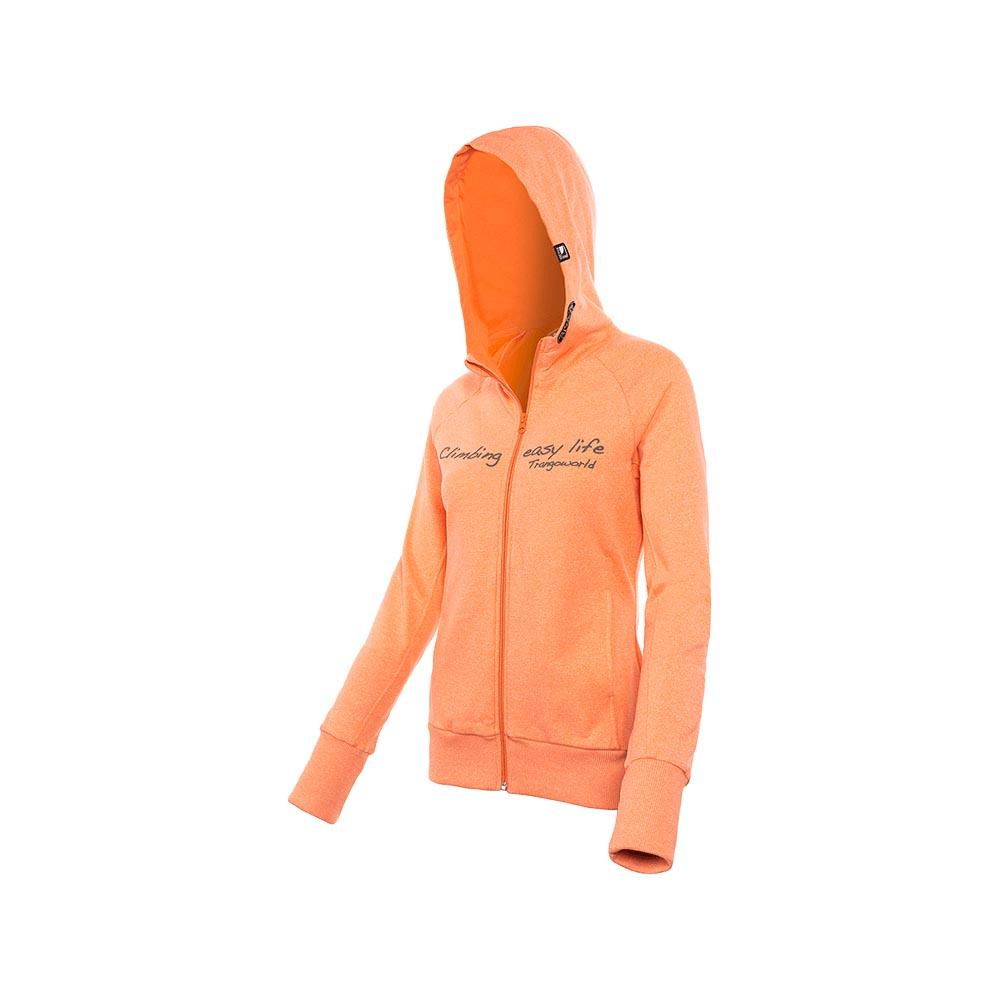 Trangoworld Jasp Woman Hoodie XXL Carrot