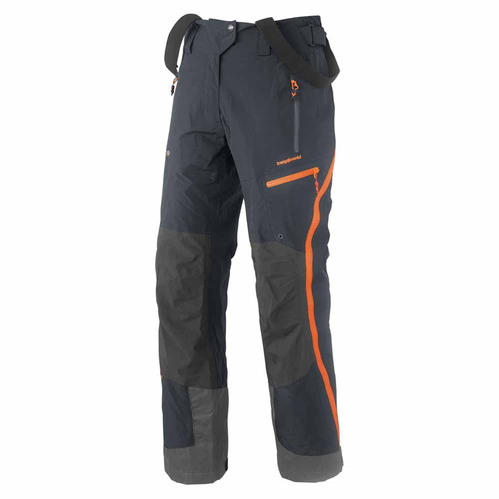 Trangoworld Trx2 Shell Pro Pants Regular L Black