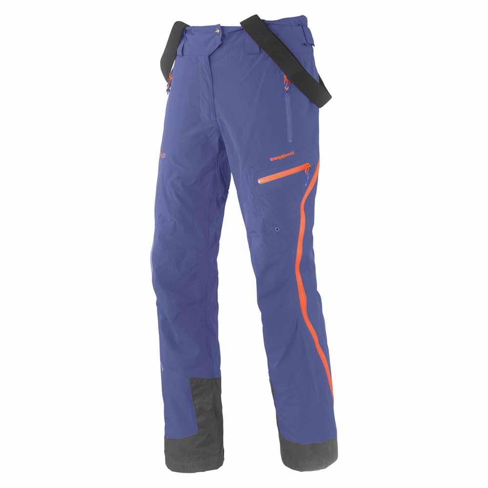 Trangoworld Trx2 Shell Pro Pants Regular L Italian Plum