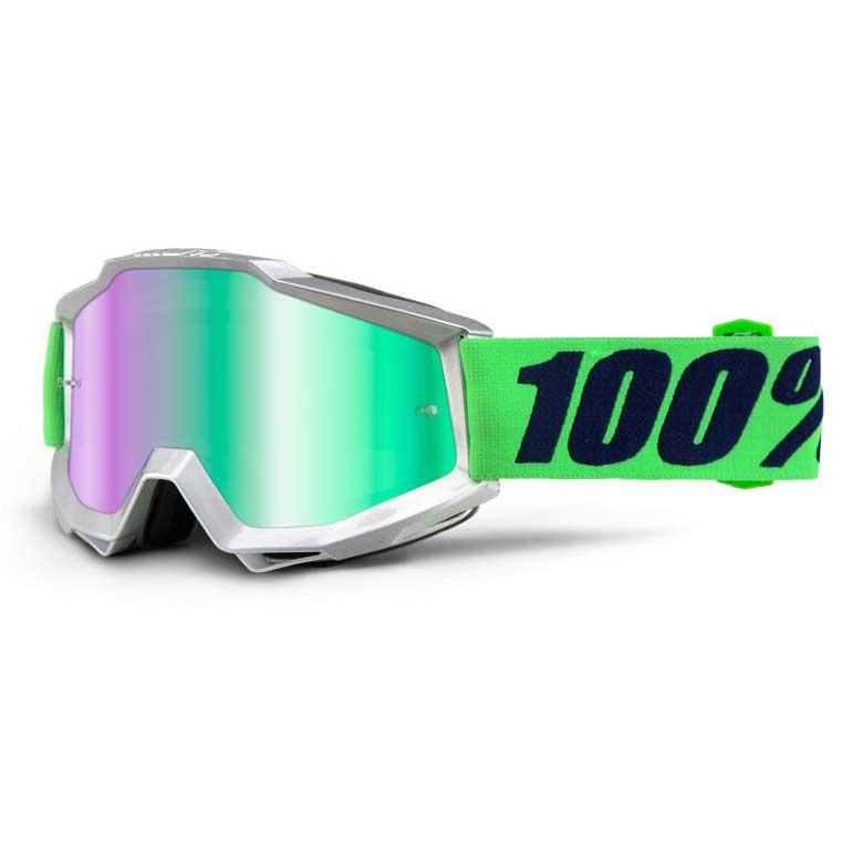100percent Accuri Green Mirror Nova