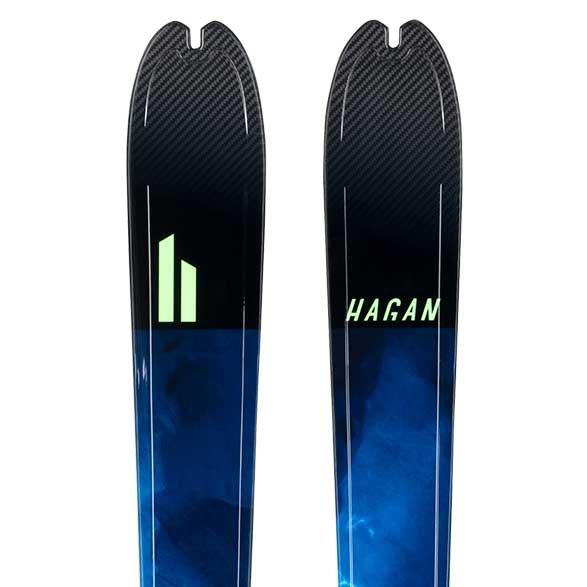 Hagan Skis De Randonnée Core 83 170 Blue