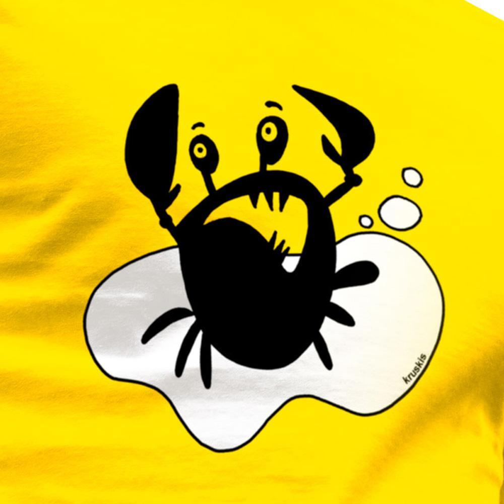 kruskis-crab-xxxl-yellow
