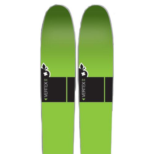 Movement Vertex 2 Axes Carbon Touring Skis 177 Green