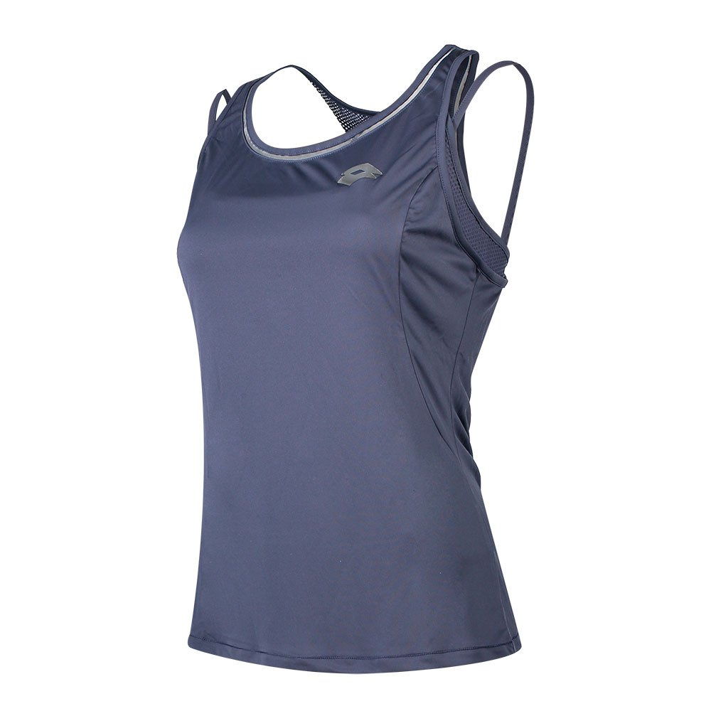 Lotto Nixia Iii Tank And Bra L Blue Aster