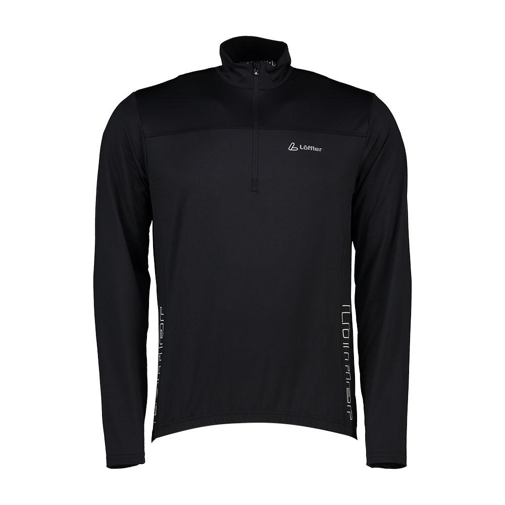 Half Modest Cf Zip Black Loeffler Giacche Ciclismo B5wfqgg