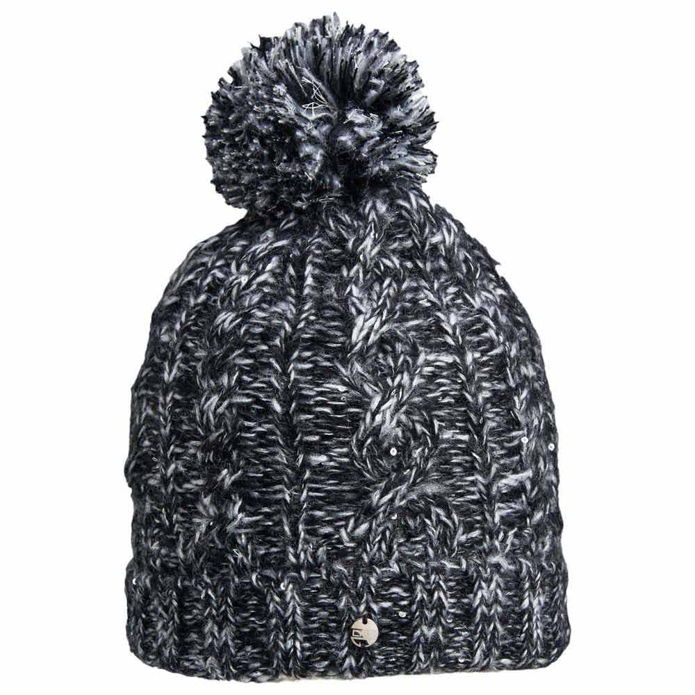 cmp-knitted-hat-one-size-black