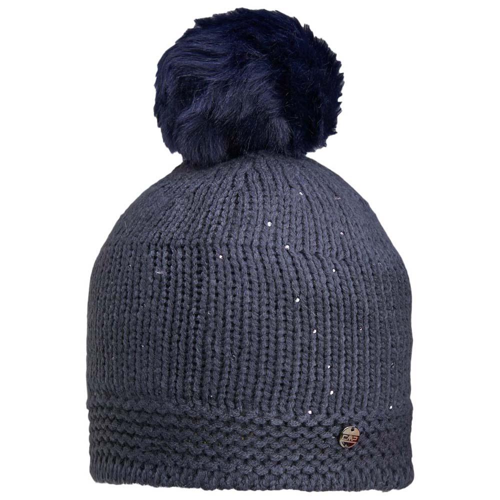 cmp-knitted-hat-one-size-asphalt