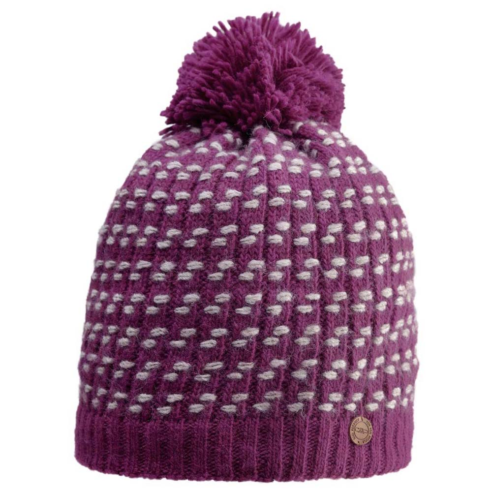 cmp-knitted-hat-one-size-purple