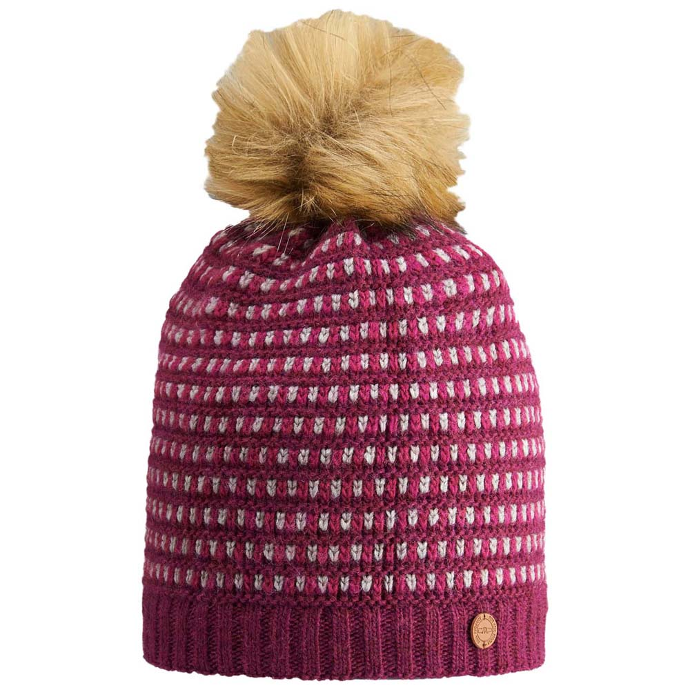 cmp-knitted-hat-one-size-wine