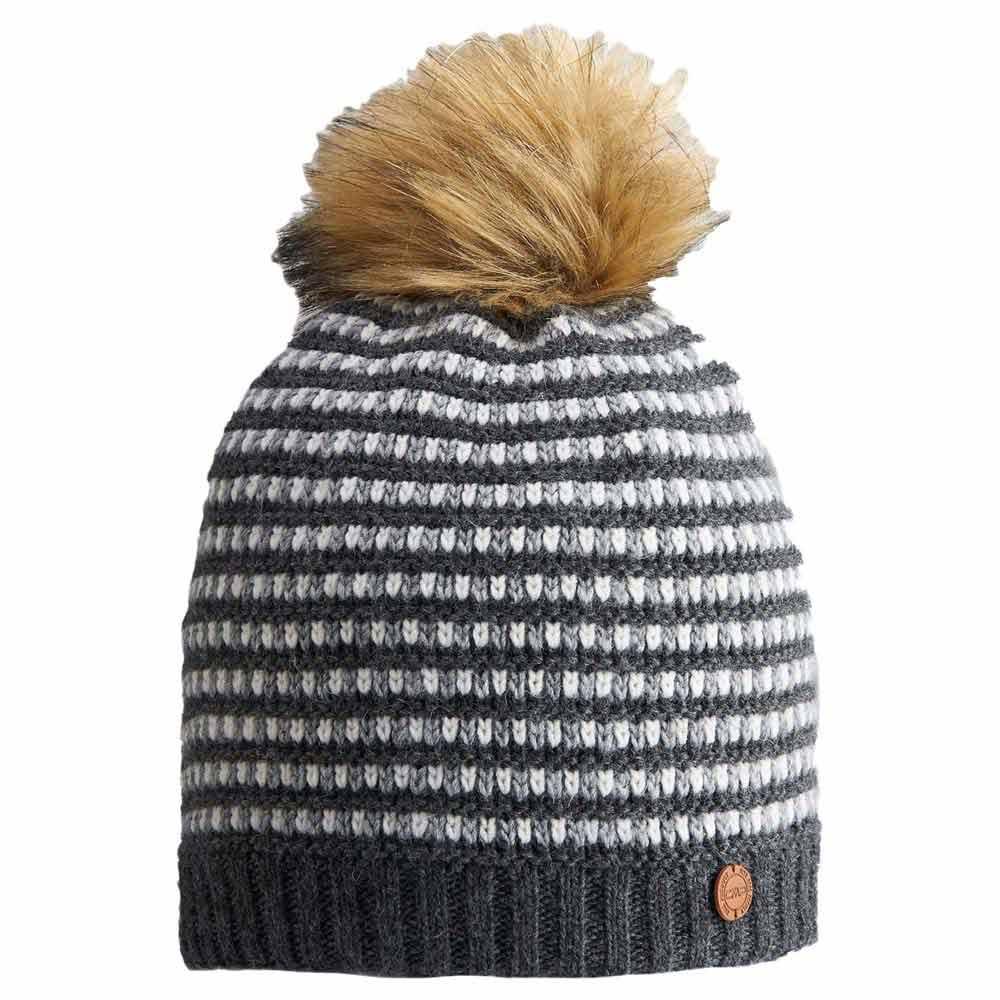cmp-knitted-hat-one-size-dark-grey
