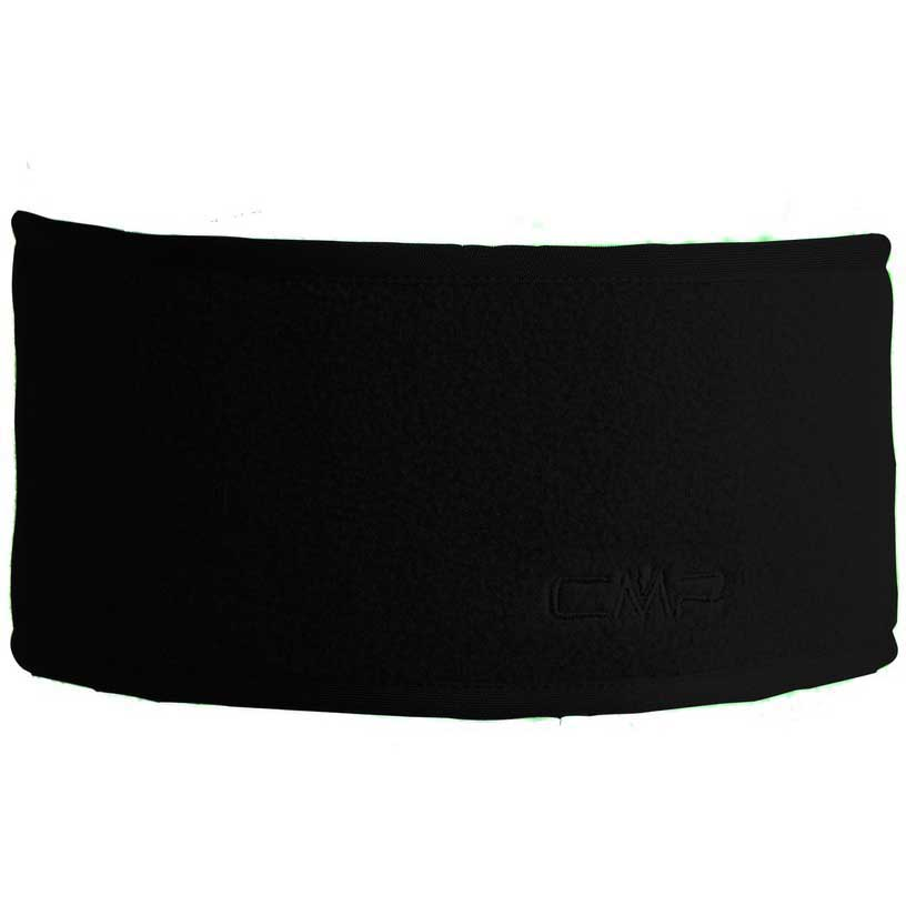 cmp-fleece-headband-one-size-black