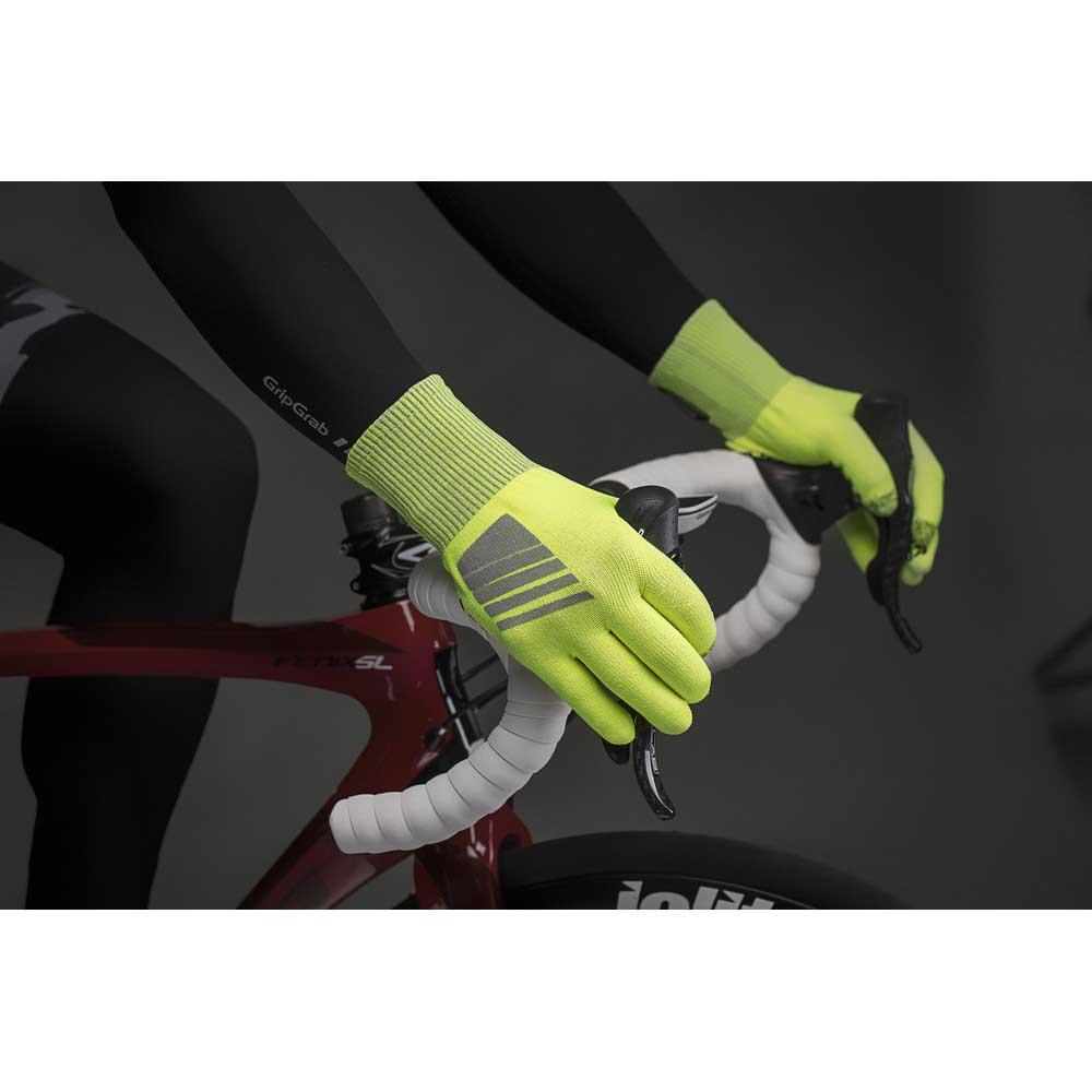 Gripgrab-Primavera-Hi-Vis-Yellow-T84490-Gloves-Male-Yellow-Gloves-GripGrab thumbnail 10