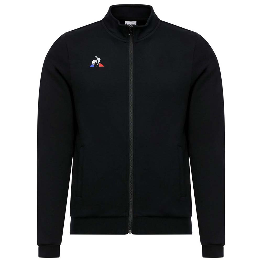 Le Coq Sportif Presentation Full Zip XXXXL Black