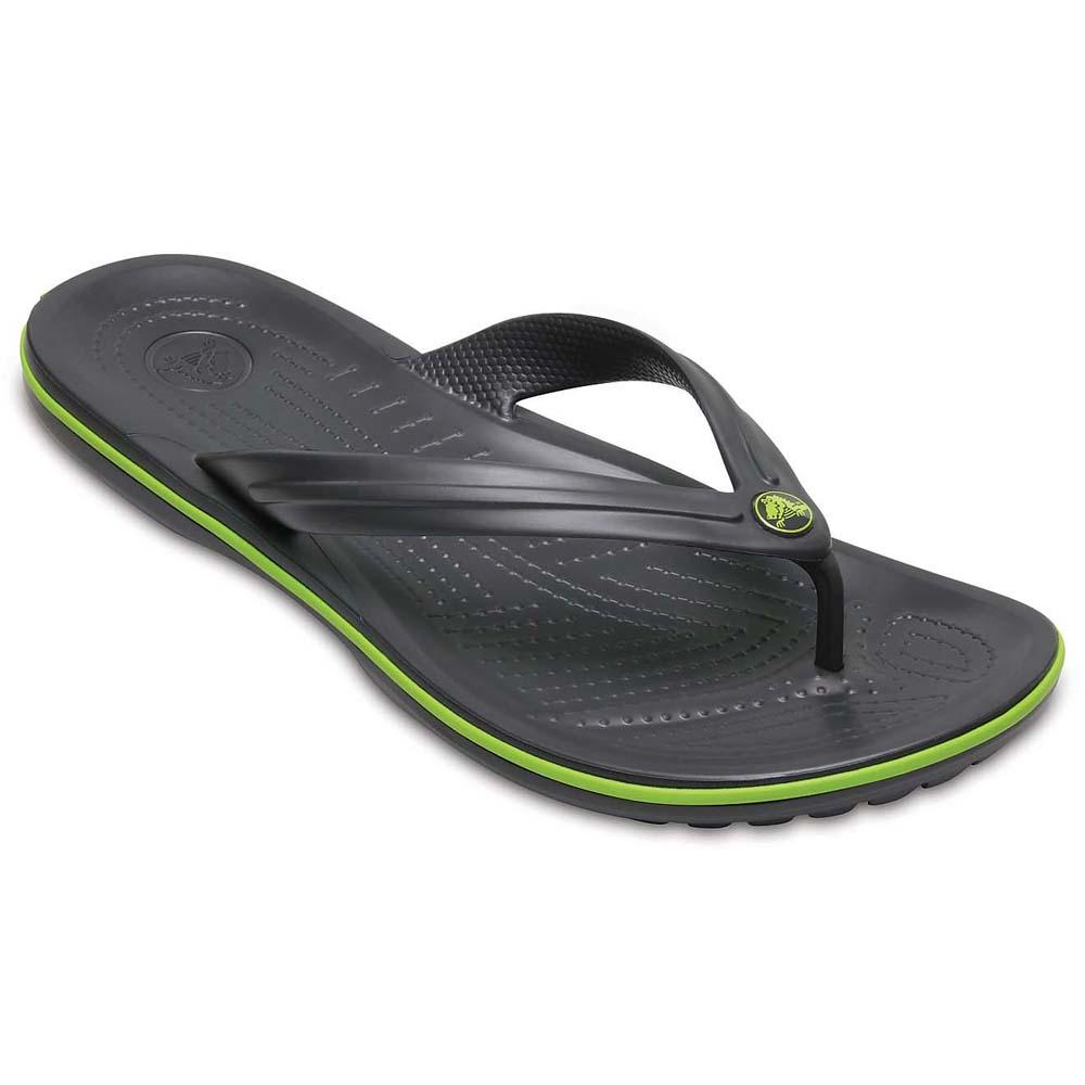Crocs Crocband EU 43-44 Graphite / Volt Green