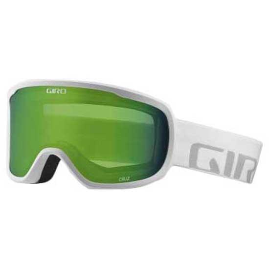 Giro Cruz Loden Green/CAT2 White Wordmark