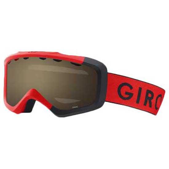 Giro Grade Amber Scarlet/CAT2 Red / Black Zoom