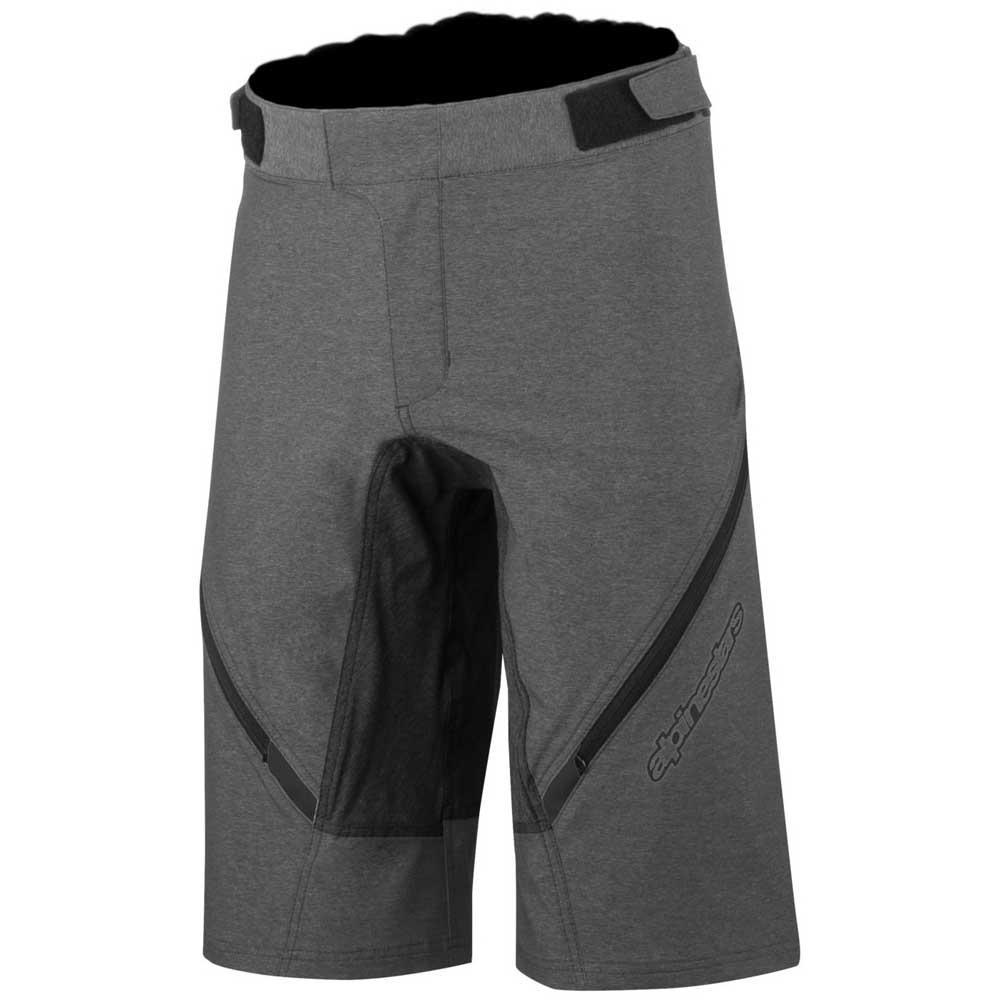 Alpinestars Bunny Hop Shorts 44 Melange Gray / Dark Shadow