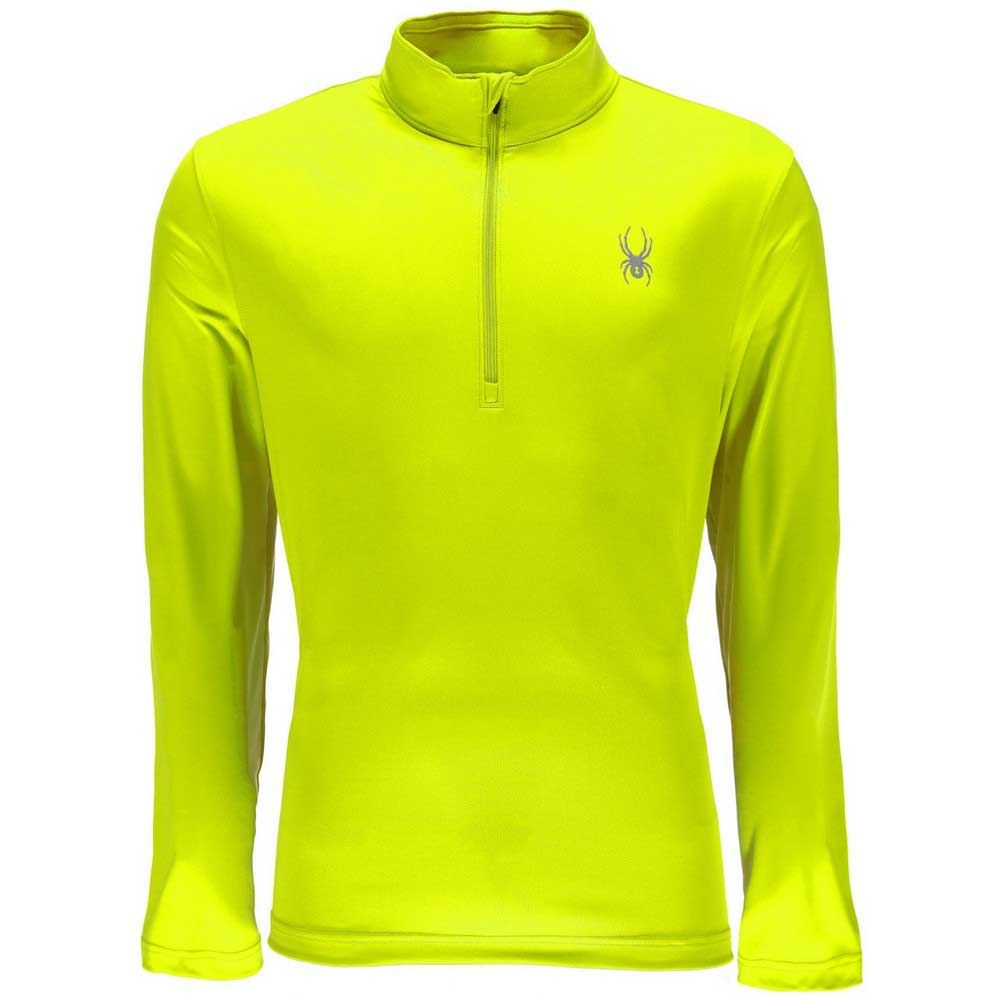 spyder-limitless-1-4-zip-dry-web-t-neck-xl-yellow