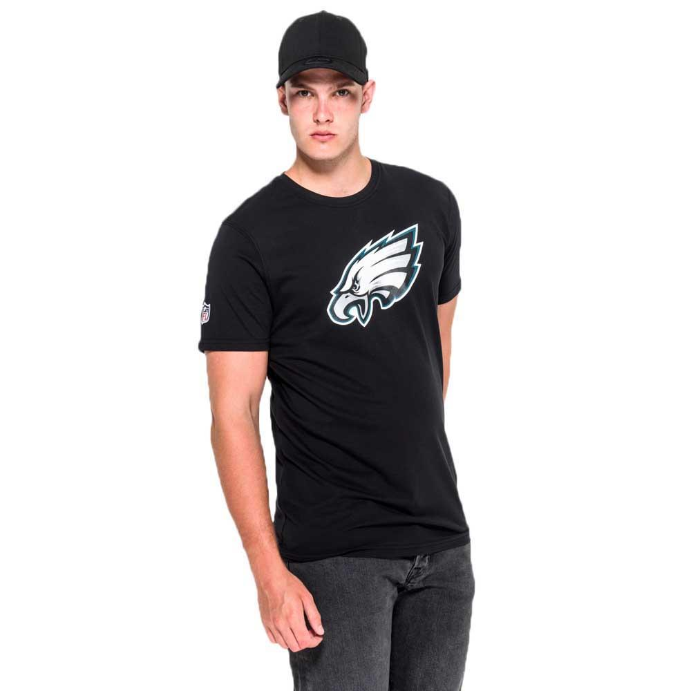New Era Philadelphia Eagles Team Logo L Black