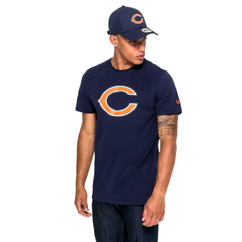 New Era Chicago Bears Team Logo L Oceanside Blue