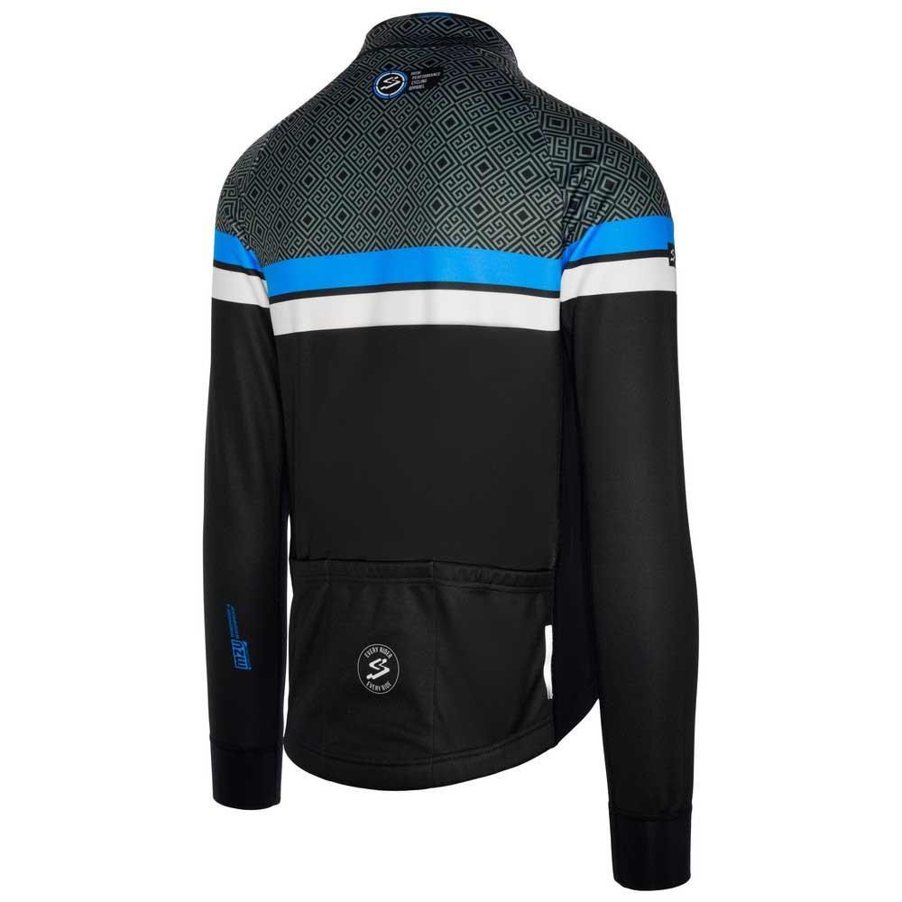 Jacket Blue Performance Black Cyclisme Vestes Spiuk aWvn6FF1