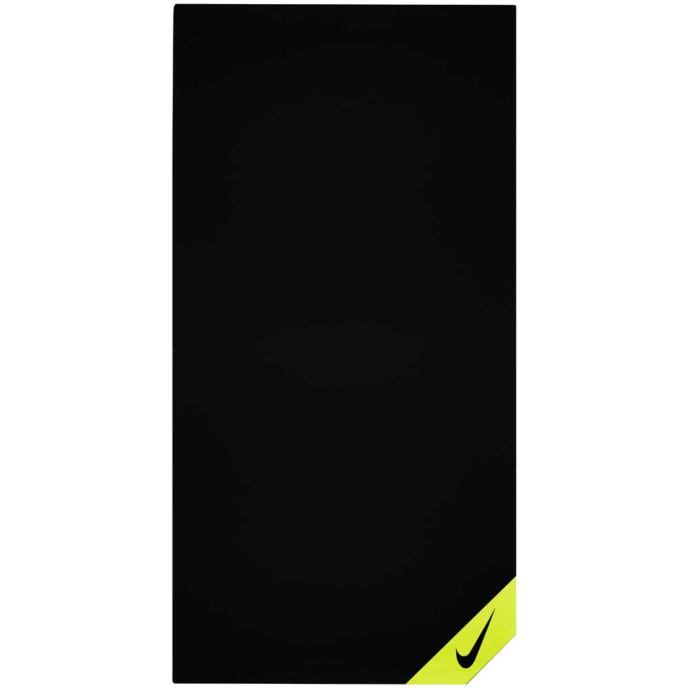 Nike Accessories Cooling Small One Size Black / Volt