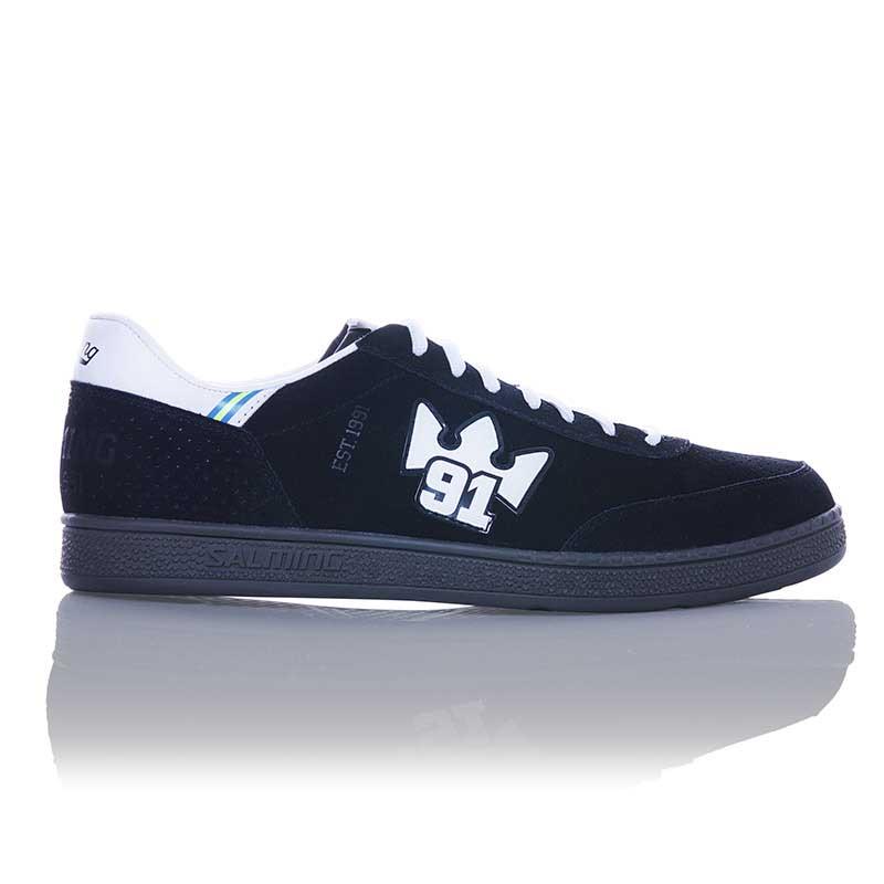 Salming Chaussures Ninetyone EU 44 Black / White