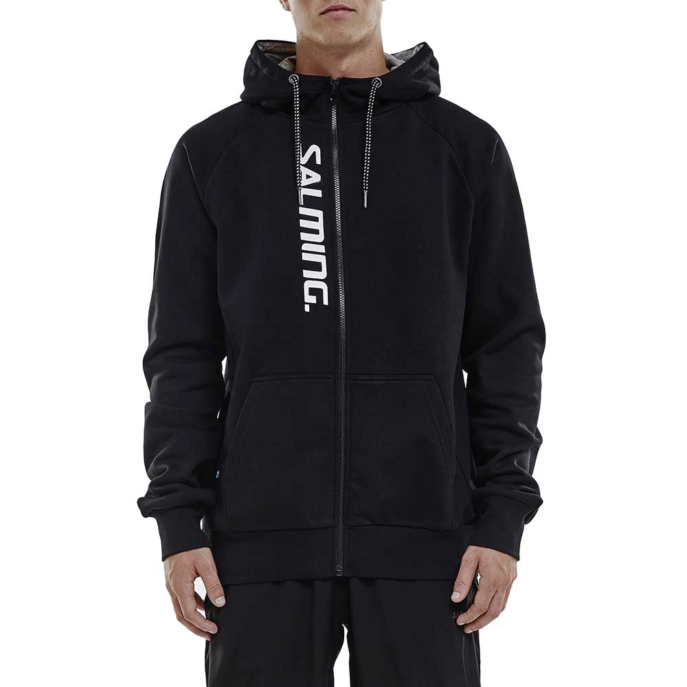 Salming Team Hood XXL Black