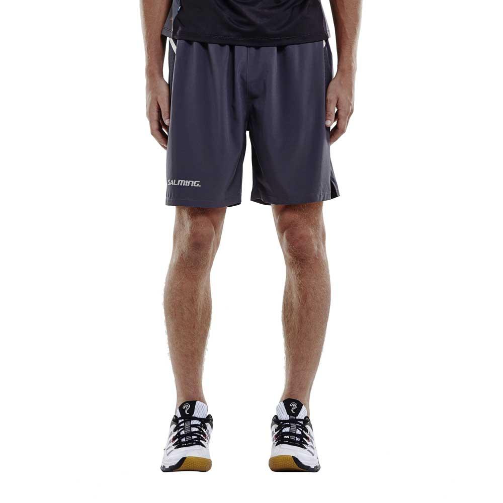 Salming Pro Training Shorts S Dark Grey