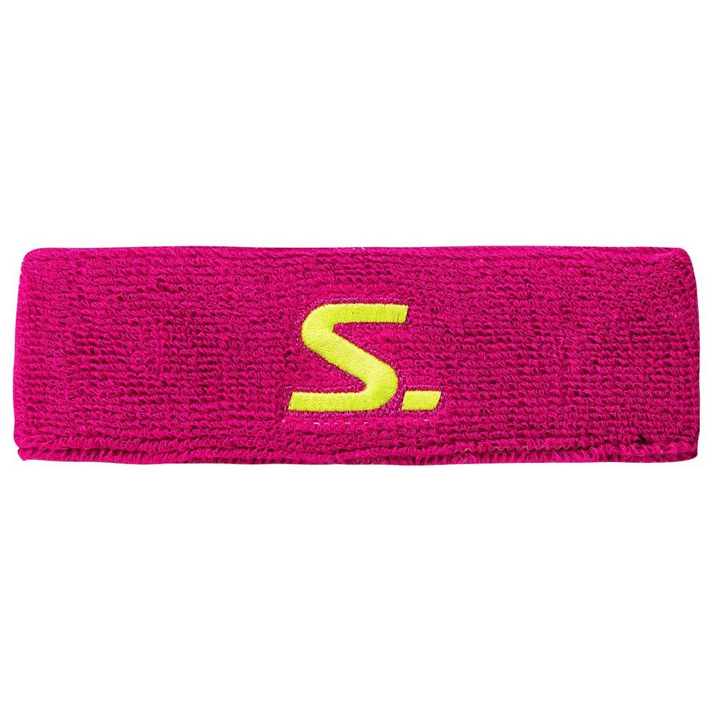 Salming Knitted Headband One Size Azalea Pink