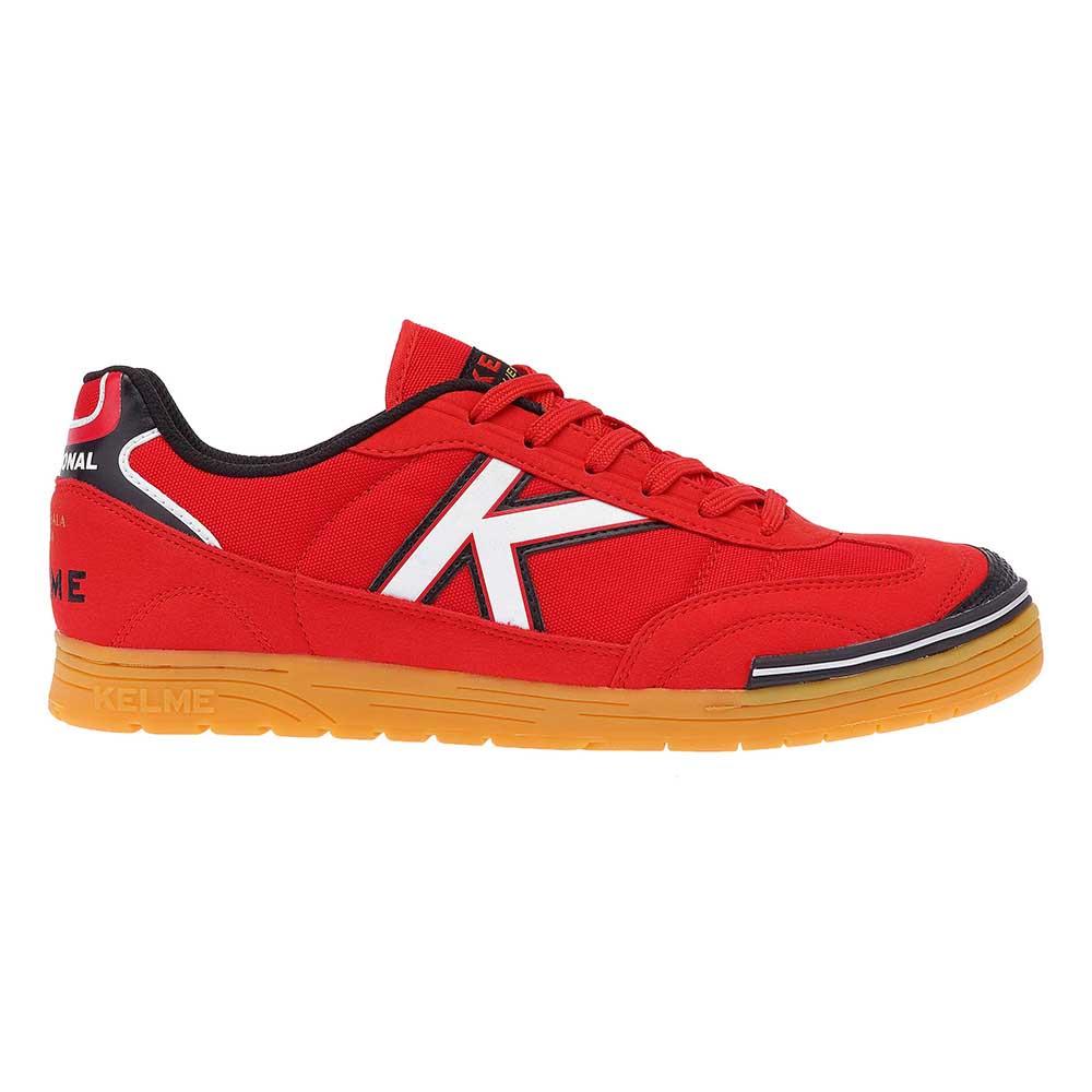Kelme Chaussures Football Salle Trueno Sala In EU 45 Red