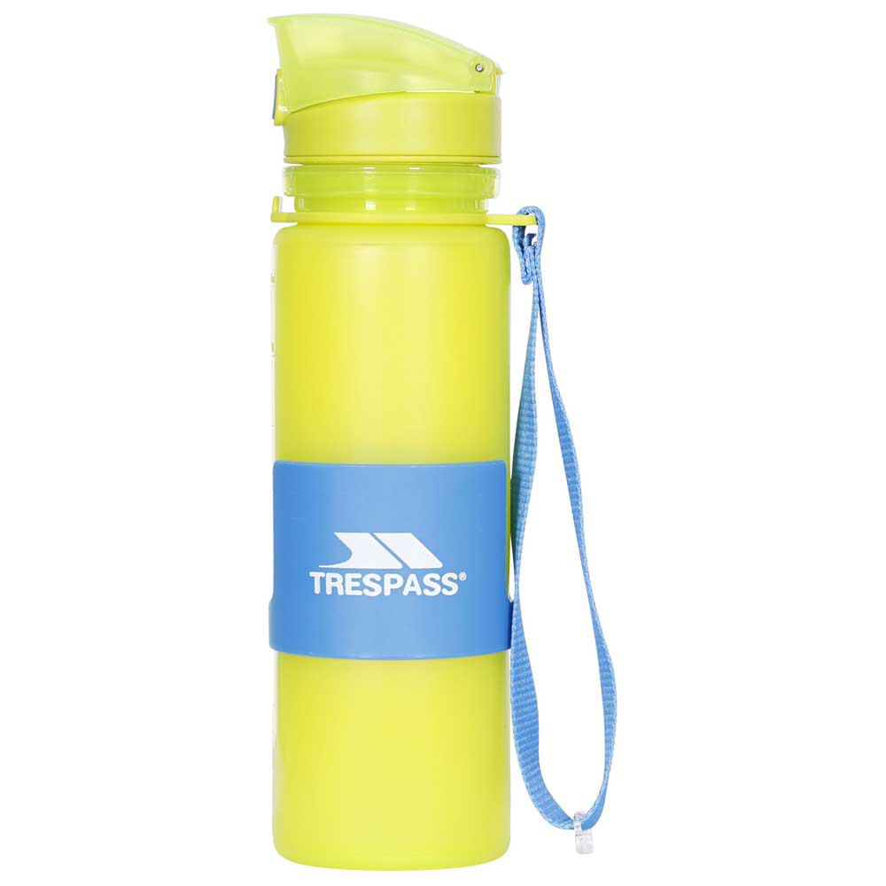 Trespass Silibott 500ml One Size Lime Green