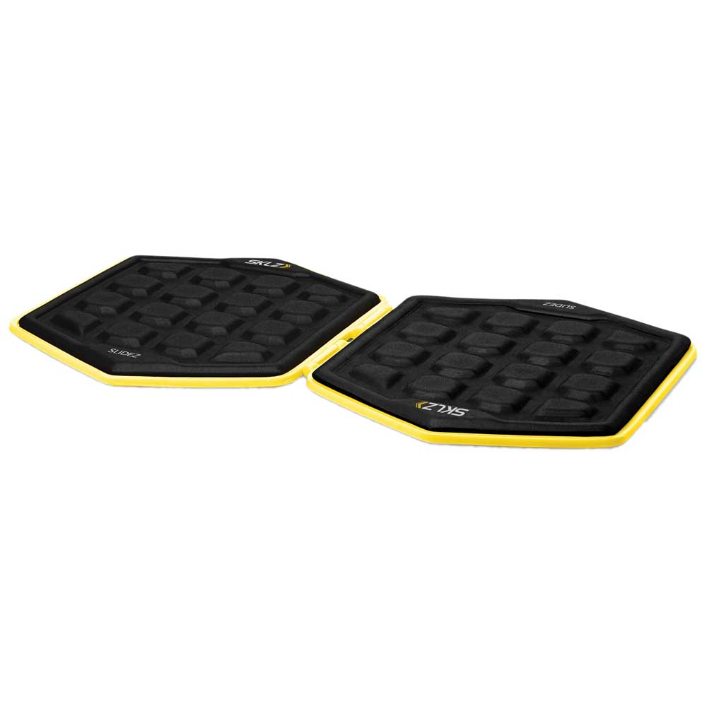 Sklz Slidez 2 Pack One Size Yellow / Black