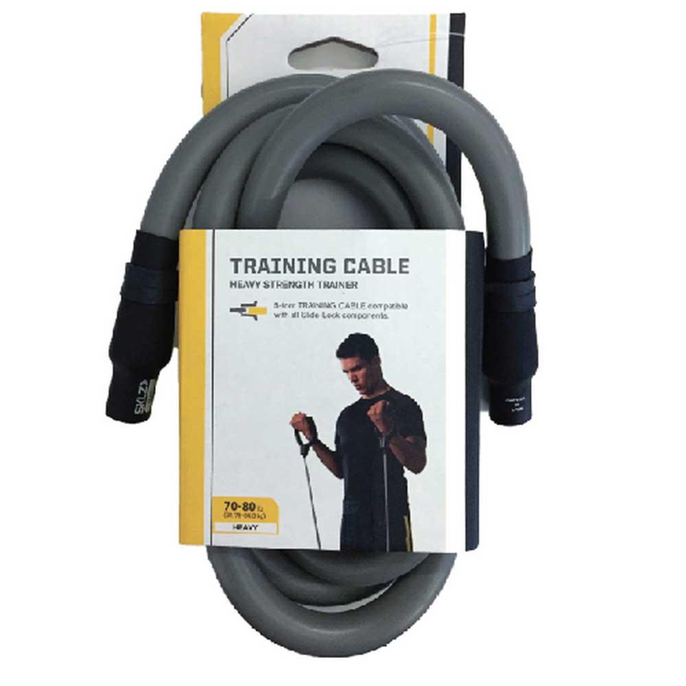 Sklz Training Cable Heavy 31.75-36.29 kg Gray