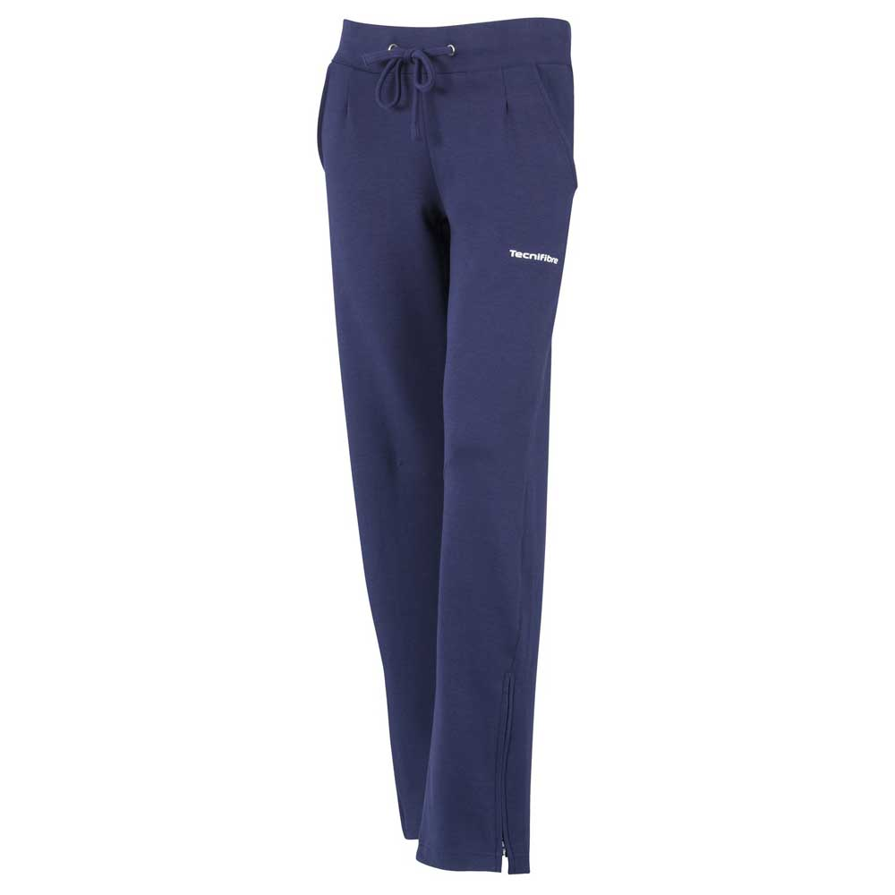 Tecnifibre Cotton Pants Girl 128-140 Navy