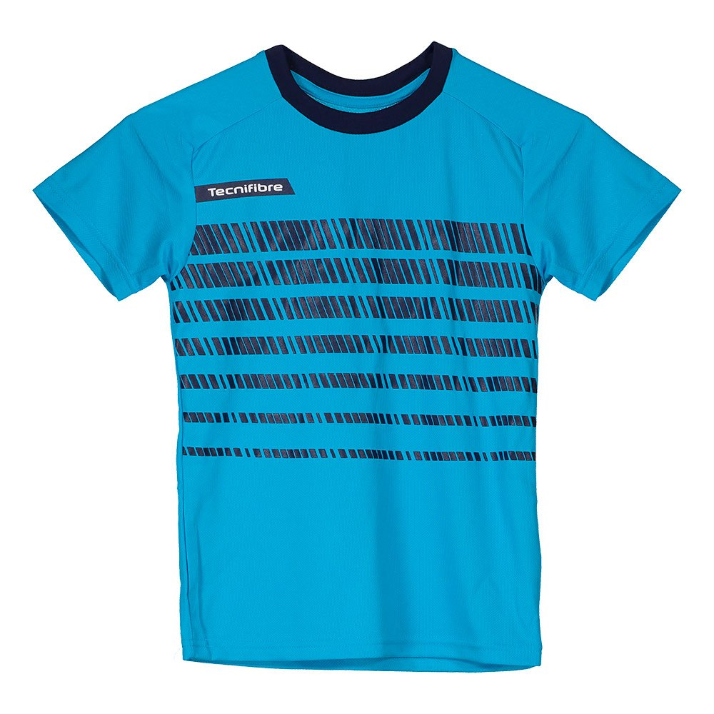 Tecnifibre F2 Airmesh 360 Polo 116-128 Blue