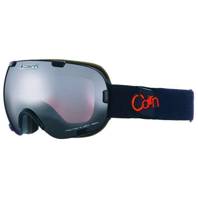 Cairn Spirit Spx3 SPX2000/CAT2 Mat Black / Silver